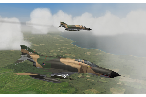 Strike Fighters 2: Vietnam released - SimHQ Forums