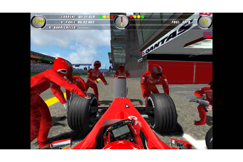 Official F1 Game 2003 - YouTube