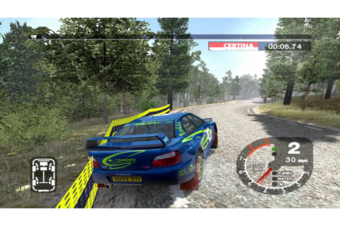 Colin McRae Rally 2005 PC Gameplay HD - YouTube