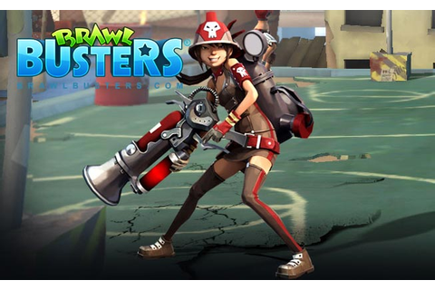 Brawl Busters Review