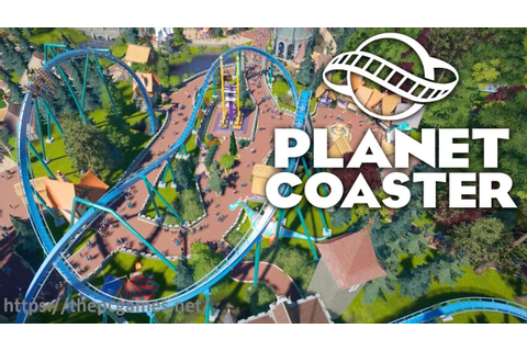 Planet Coaster PC Game Free Download