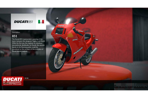 DUCATI 90th Anniversary Free Download - Download games for ...