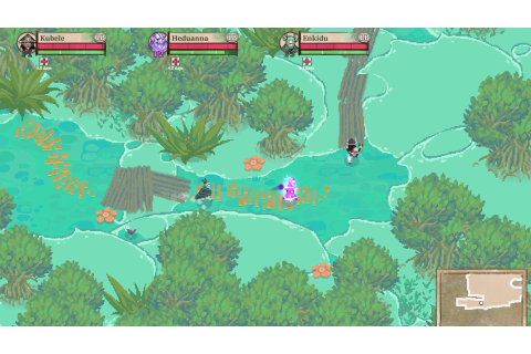 Moon Hunters – Game Side Story