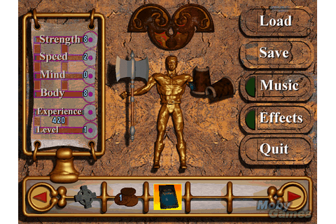 Download Druid: Daemons of the Mind - My Abandonware