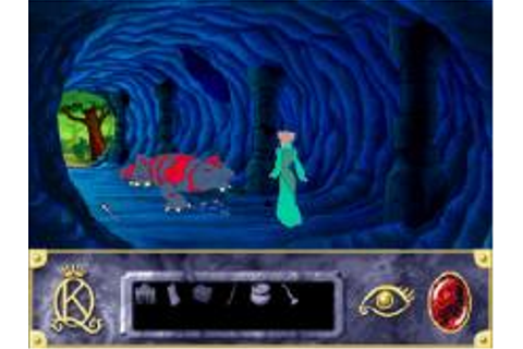 King's Quest 7: The Princeless Bride Download (1994 ...