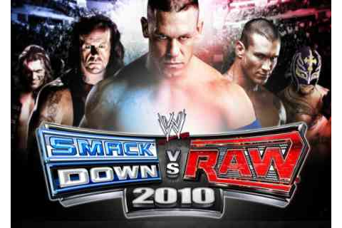 Download WWE Smackdown VS Raw 2010 Game For PC Free