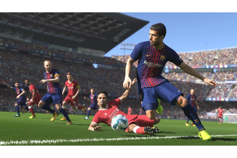PES 2018: Pro Evolution Soccer (PS4 / PlayStation 4) News ...