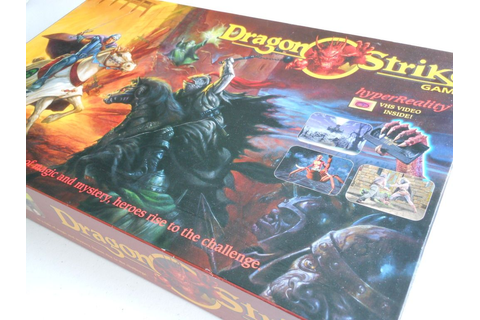 Review - Dragon Strike | Always Board Never Boring