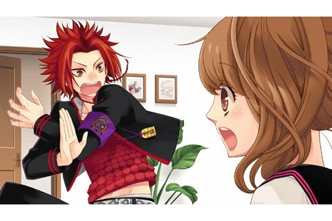 Brothers Conflict Passion Pink - Download Game PSP PPSSPP ...