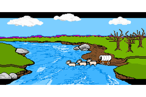 You can now play 'Oregon Trail' from inside a tweet | The ...