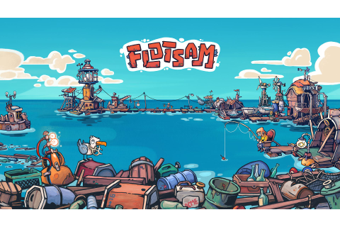 Flotsam Update 0.2.0 Adds New Landmarks - Slyther Games