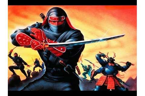 CGRundertow SHINOBI III: RETURN OF THE NINJA MASTER for ...