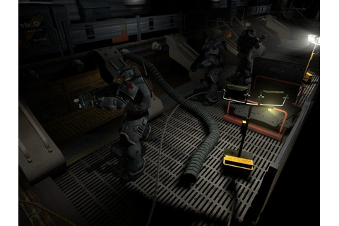 Alien Swarm (2010) by Black Cat Games / Valve Windows game