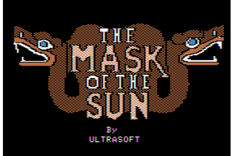 Download The Mask of the Sun - My Abandonware