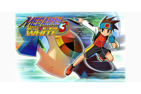 Mega Man Battle Network 3 White | Game Boy Advance | Games ...