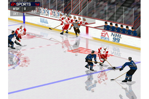 NHL 99 Download Free Full Game | Speed-New