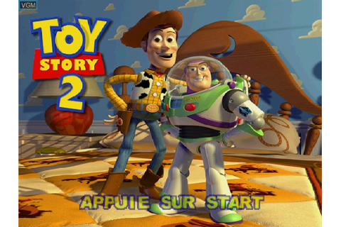 Toy Story 2 - Buzz Lightyear to the Rescue! for Sega ...
