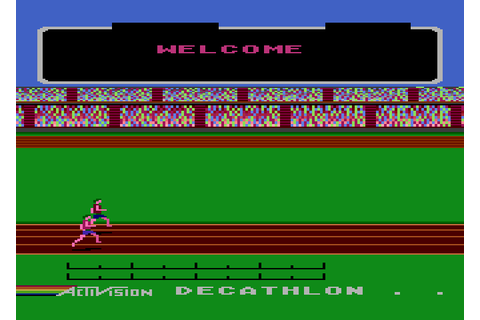 AtariAge - Atari 5200 Screenshots - Activision Decathlon ...