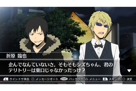 First look at Durarara!! 3way Standoff: Alley V - Gematsu