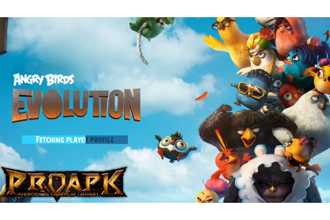 Angry Birds Evolution Android / iOS Gameplay - YouTube