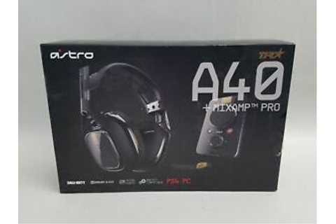 Astro Gaming MA3P03 Tournament Bereit A40 Tr Headset ...
