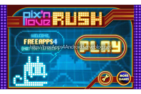 Free Games 4 Android: Pix'n Love Rush v1.0.3 apk download ...