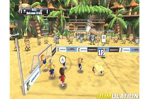 Big Beach Sports (USA) Nintendo Wii ISO Download | RomUlation