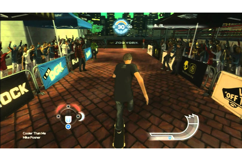 CGR Undertow - TONY HAWK: SHRED for Xbox 360 Video Game ...