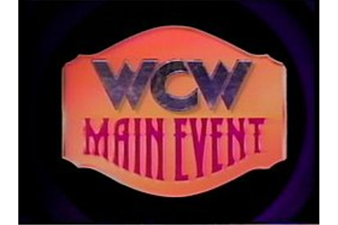 WCW Main Event - Wikipedia