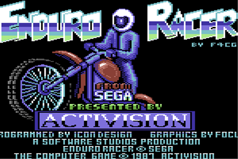 Download Enduro Racer - My Abandonware