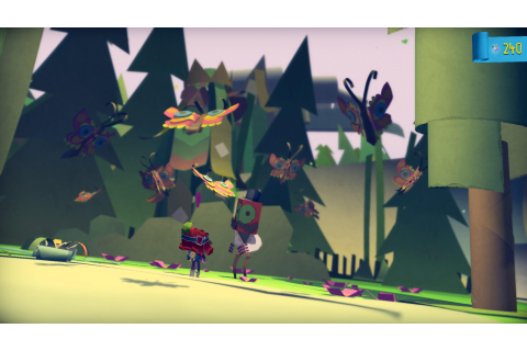 Amazon.com: Tearaway Unfolded - PlayStation 4: Sony ...