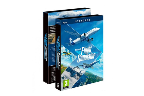 Flight Simulator Standard Edition - Save Games