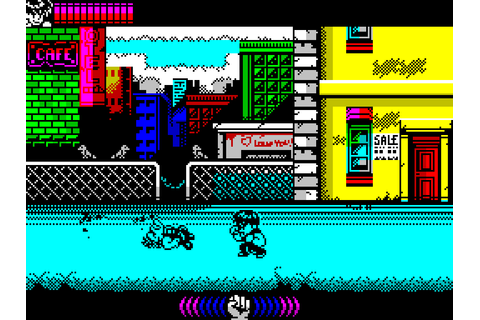 1993 NES game Mighty Final Fight gets ZX Spectrum port ...