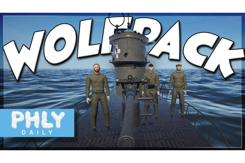 WOLFPACK | Multi Crew Submarine Operation (Wolfpack ...