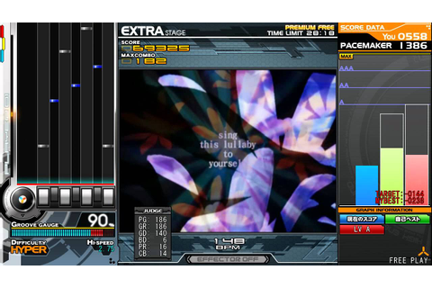 Beatmania IIDX 20 Tricoro Broken Hyper - YouTube