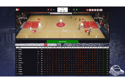Buy Basketball Pro Management 2015 PC Game | Steam Download