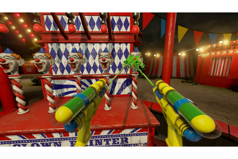 Nvidia launches VR Funhouse for free on HTC Vive