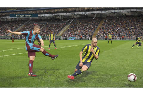 Pro Evolution Soccer 2019 İnceleme
