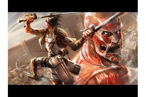 ATTACK ON TITAN: Humanity in Chains Coming to North ...