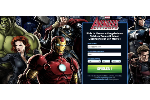 Marvel Avengers Alliance free online game - YouTube