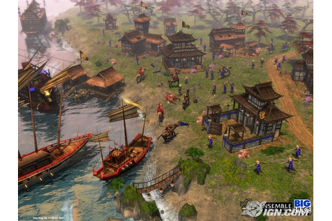 Age Of Empires III - The Asian Dynasties (Expansion) PC ...