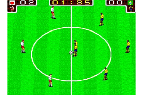 Free download program Tecmo World Cup 90 Game - tonesrutracker