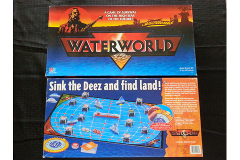 Waterworld | A Board Game A Day