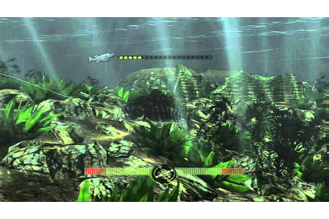 Rapala Fishing Frenzy 2009 Xbox 360 Trailer - Set the Hook ...