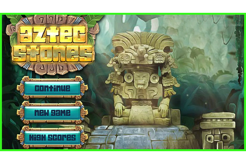 "Puzzle Matching Game | ""Aztec Stones"" (Free Game!) - YouTube"