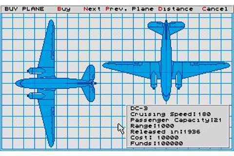 Air Bucks Download (1992 Simulation Game)