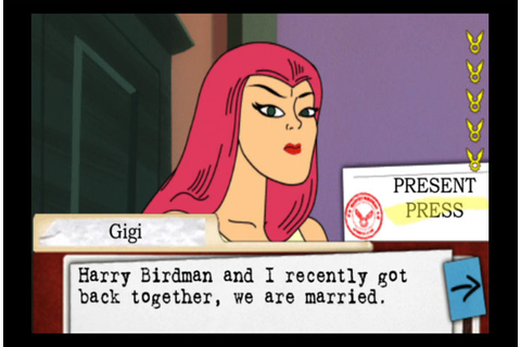 Harvey Birdman: Attorney at Law Review - The Next Level