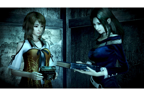 Fatal Frame / Project Zero : Maiden of Black Water | Scary ...
