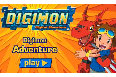 Digimon Adventure (Flash game) | DigimonWiki | FANDOM ...