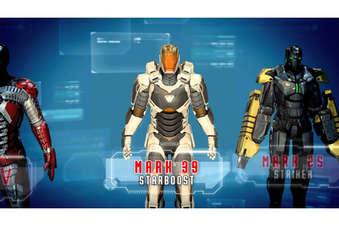 Iron Man 3 - The Official Game - Stark Industries - YouTube
